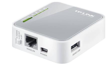 Portable Router