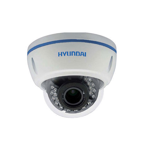 IP Camera Hyundai 4 MP Vandal Proof Dome Camera - IR 20m